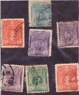 O)1908 PERU,FAMOUS PEOPLE OF HISTORY - Peru
