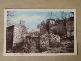 SAINT NIZIER DE FORNAS-LOIRE-L'ANCIEN MOULIN DE FORNAS - Otros Municipios