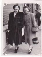 20967 Chapelle Les Herlaimont Belgique ; Laetare Carnaval 1949 -1 Photo 5.5x7cm
