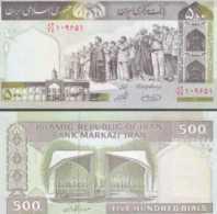 Iran #137Ab, 500 Rials, ND, UNC / NEUF - Iran