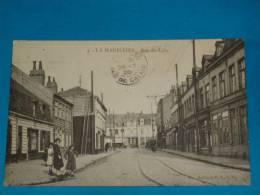 59) La Madeleine - N° 3 - Rue De Lille  - Année 1926 - EDIT - P.L - La Madeleine