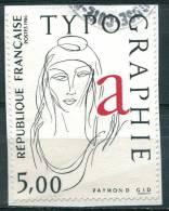 France 1986 - YT 2407 (o) Sur Fragment - Gebraucht