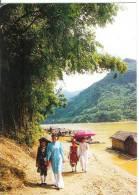 QUE HUONG VIET NAM - By The River Lo-Tuyen Quang - Vietnam