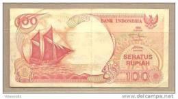 Indonesia - Banconota Circolata Da 100 Rupie - 1994 - - Indonesia