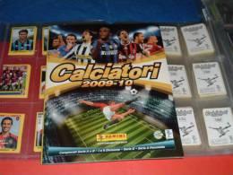 Calciatori 2009-10-set Completo 734 Figurine Stickers+album Vuoto+5 Bustine Chiuse Panini - Italienische Ausgabe