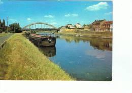 Roux Le Canal Peniche - Charleroi