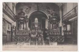BARONSWEILER - BELLEMAGNY - Intérieur De La Chapelle Du Couvent - Frankreich