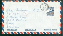 Lettre Du Canada Oblitéré St Maurice Pour La France En 1975    - Am0114 - 1952-.... Règne D'Elizabeth II