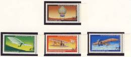 1978 Germany Berlin Complete Aviation  MNH  Set Of 4 Stamps  Michel # 563-566 - [5] Berlin