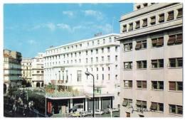 Alger, Hôtel Aletti, 1967, éd. Jefal, Automobiles - Alger