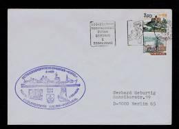 Portugal Maritime Mail Lisbon - Neapel (Italy) Navy Force EIFEL War Ships Bateaux Monuments TORRE DE Belém  Sp2061 - Variétés Et Curiosités