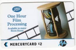 UK - Boots/One Hour Film Proccessing(PYBO001), CN : 1PBOA, Tirage %70036, Used - United Kingdom