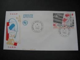 TAAF. 1986. I.A.G.O. FDC/ETB (G1860) - FDC