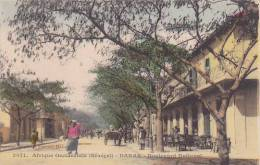 Senegal Dakar Boulevard National