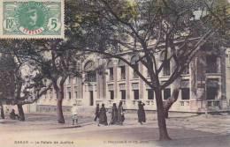 Senegal Dakar La Palais De Justice - Senegal