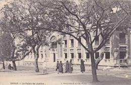 Senegal Dakar Le Palais De Justice - Senegal