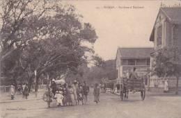 Senegal Dakar Boulevard National - Senegal