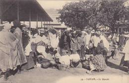 Senegal Dakar Le Marche