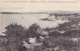 Senegal Dakar Baie des Madeleines et les Mamelles 1909