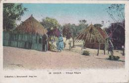 Senegal Dakar Village Negre - Senegal