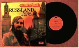 LP ,  James Last  ,  Russland - Zwischen Tag Und Nacht  -  Von Polydor  2371293 - Von 1972 - Instrumental