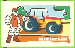 AUTOCOLLANT MICHELIN (Tracteur, Pneus Agricoles) - Autocollants