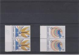 Grèce - Yvert 1712 / 13 ** - MNH - En Paire - Expo Timbres Postes - Valeur 4,50 Euros - Neufs