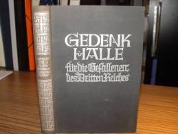 GEDENKHALLE FÜR DIE GEFALLENEN DES DRITTEN REICHES SS WWII 1935 NSDAP ( 38 PHOTOS ) - 5. Guerres Mondiales