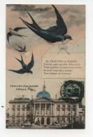 CPA  51 : CHALONS Sur MARNE   Amitiés  Avec Hirondelles   1914   VOIR   DESCRIPTIF   §§§§§ - Châlons-sur-Marne