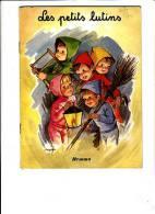 """Livre D'enfant """"les Petits Lutins"""" Illustré Par Lagarde ,12 Pages Avec Dessins De J . Lagarde - Livres, BD, Revues"""
