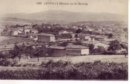 LENTILLY : Vu Du Mercruy - Autres Communes