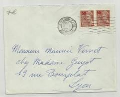 1941 - ENVELOPPE D'AVIGNON (VAUCLUSE) - MERCURE - Lettres & Documents