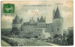 Chateau De La Rochepot - Le Pont-Levis - France
