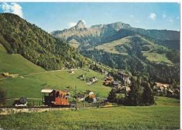 L 591 - Les Avants Le Funiculaire Pour Sonloup - VD Vaud