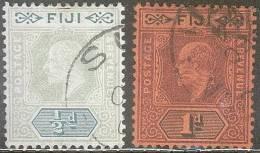 FIJI Sg 115_16 - Fiji (...-1970)