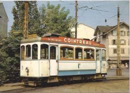 L 607 - Tramways De Lucerne Automotrice Be 2/2 5 à Emmenbruecke - LU Lucerne