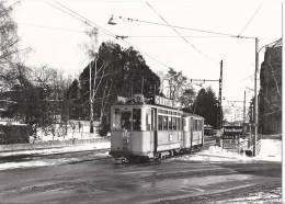 L 615 - Tram Convoi Pour Renens à Sébeillon Edition BVA - VD Vaud