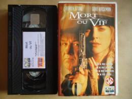 MORT OU VIF  VHS CASSETTE  SHARON STONE GENE HACKMAN - Actie, Avontuur