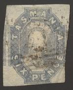 Tasmania SG# 45 - 1853-1912 Tasmania