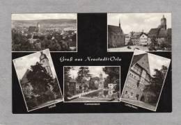 32047    Germania,    Neustadt/Orla,  VG  1961 - Neustadt / Orla