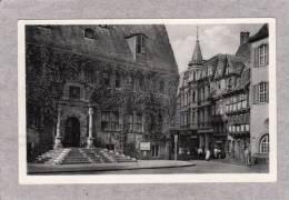 32058     Germania,    Quedlinburg  Die  1000-Jahrige  Stadt, Rathaus,   NV - Quedlinburg