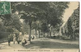 MANTES-LA-JOLIE -  SQUARE BRIEUSSEL - Mantes La Jolie