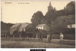 11241g GRUPONT - Promenade - Un Coin Du Village - Tellin
