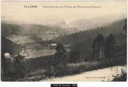 11309g FELENE - Panorama Sur Les USINES De FLOHIMONT (France) - 1914 - Beauraing