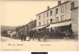 11317g HOTEL HOFFMANN - Alle Sur Semois - Fiacre - Vresse-sur-Semois