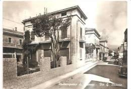 65935)cartolina Illustratoria Salerno - Pontecagnano - Via G.bodetta E Panorama - Salerno