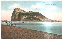 65939)cartolina Illustratoria Gibilterra E Panorama - Gibilterra