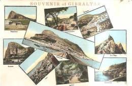 65946)cartolina Localita' Di Gibilterra - Gibilterra