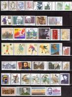ALL-148 - ALLEMAGNE FEDERALE ANNEE COMPLETE 1991 N° 1320/1413 NEUF** - [7] Federal Republic