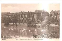65948)cartolina Localita´ Di BRUXELLES - IXELLES - Foreste, Parchi, Giardini
